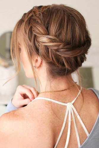 Adorable Dutch Braid Hairstyles To Amaze Your Friends! 11
