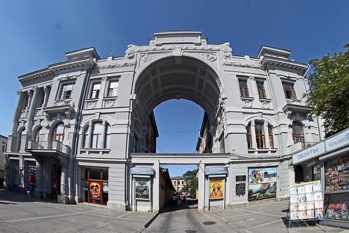Simferopol, Cinema Shevchenko, 2018.06.14 (01)