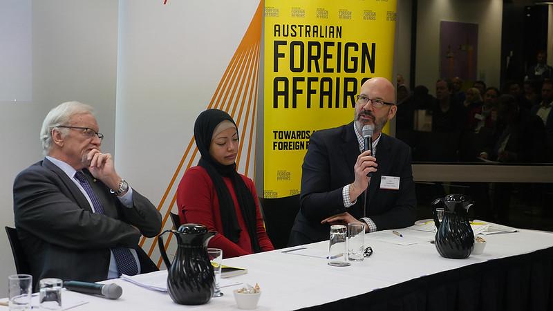 Australian Foreign Affairs launch