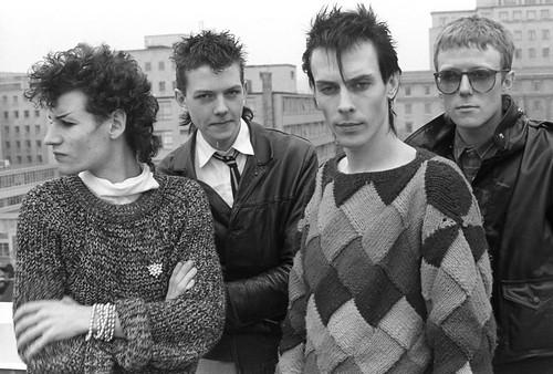 經典歌德搖滾樂團 Bauhaus 宣布於將展開巡演,慶祝樂團成立40週年 1