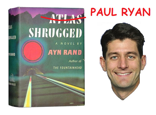 Paul Ryan Shrugged