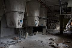 Rank Hovis, Clarence Flour Mill (Demolished). Kingston Upon Hull, United Kingdom.