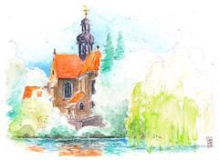 Marienrode, Klosterkirche