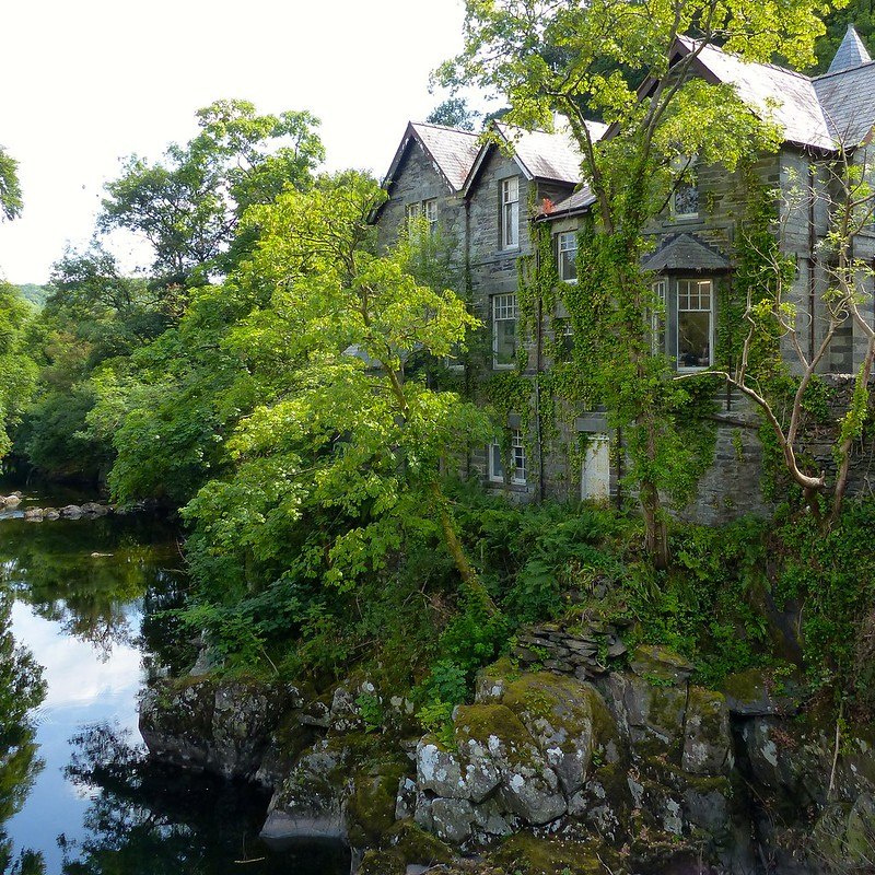 This is a picture of betws-y-coed