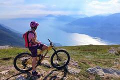 Bike SNOW tour: Lago di Garda – riviéra outdoorových sportů