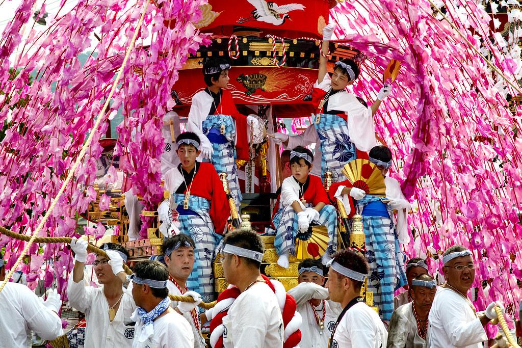 Chichibu Festival, Japan 8