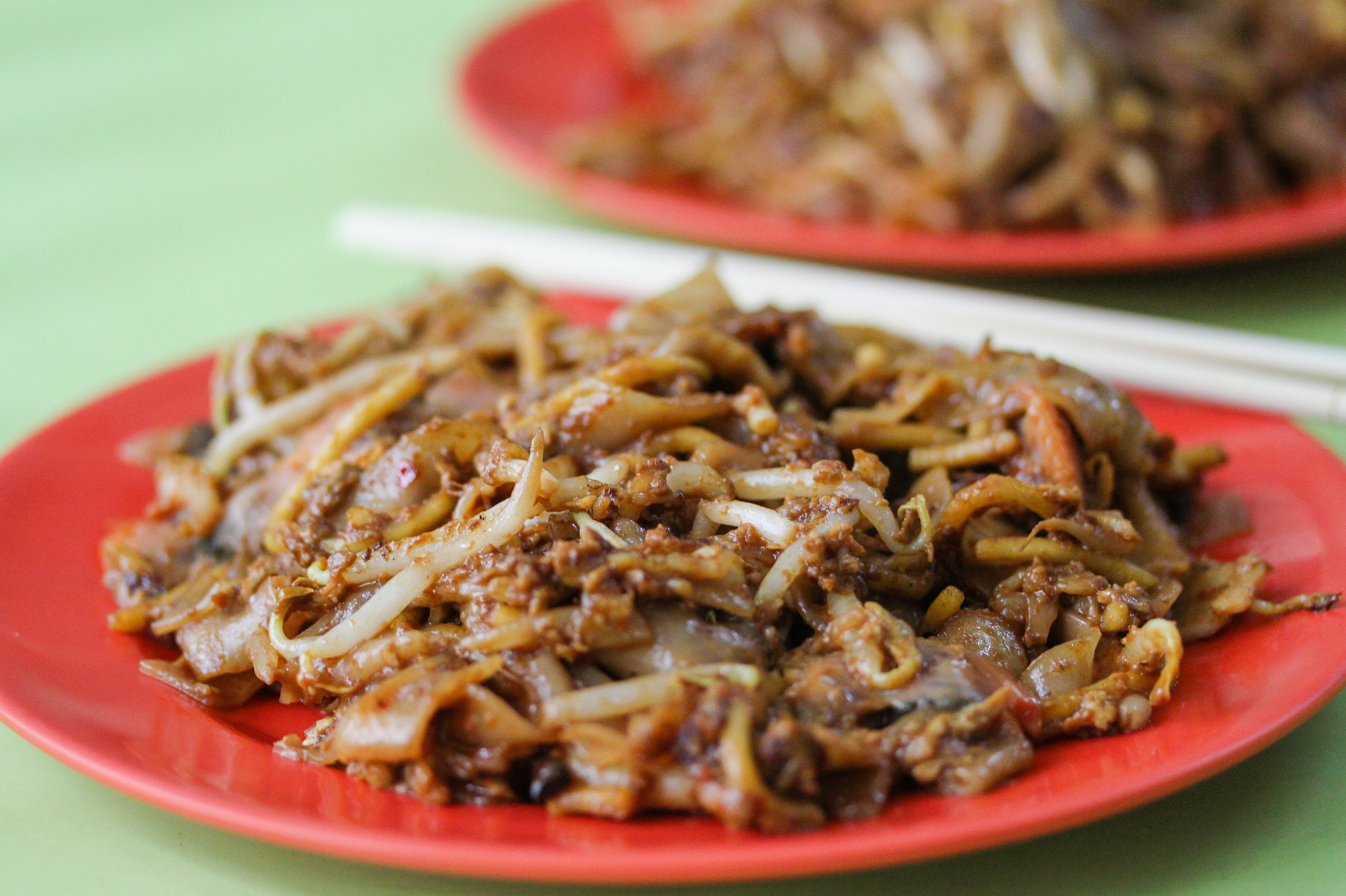 Outram公园油炸Kway Teow Mee img_-1