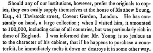 Dealer Matthew Young Covent Garden