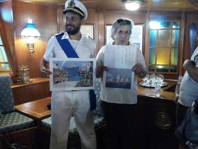 Visita sulla nave Palinuro (5)