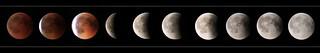 Hünxe - 27.7.2018 Lunar eclipse