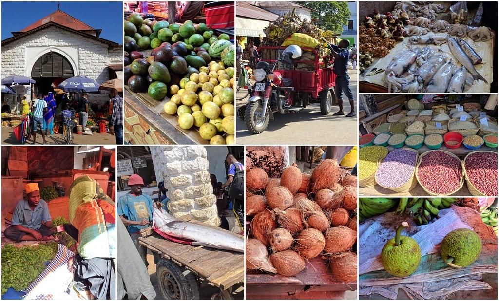 Darajani Market Zanzibar2