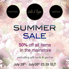 S&P Summer SALE
