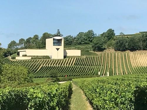 Faugères Winery, St-Étienne-de-Lisse