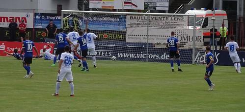 1. FC Saarbrücken 0:3 FSV Frankfurt
