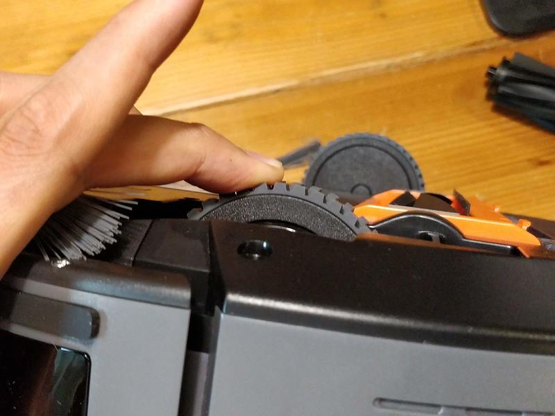 Diggro D300 ロボット掃除機 開封レビュー (51)