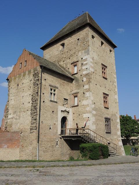 Renaissance Castle of Simontornya 128, Nikon COOLPIX P7700