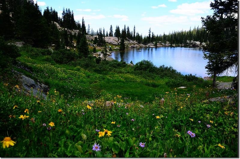 Columbine Lake (1)