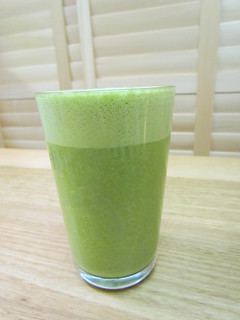 Green-Orange Creamiscle Smoothie