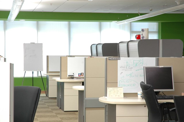 Office Cubicles Layout Flickr Photo Sharing