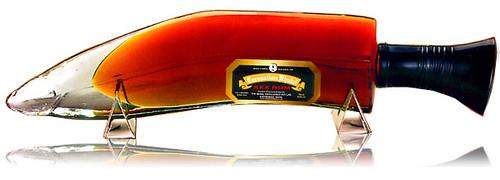 Coronation Khukri Rum Dagger Bottle