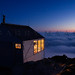 Cabin on Clouds by Bmaas
