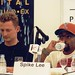 Small photo of Alex Winter and Spike Lee