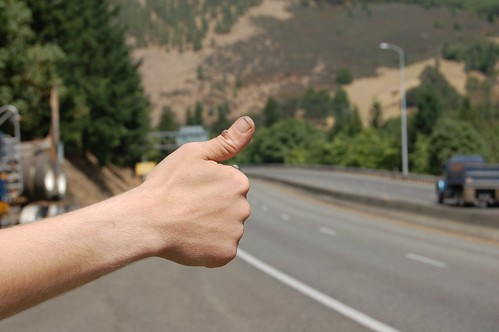 Hitchhiker's Thumb #1