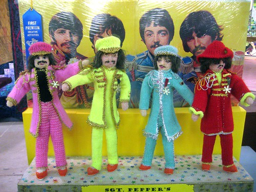 Plush Beatles