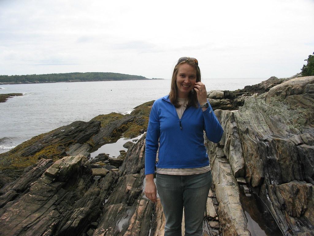 Hermit Island Maine Map