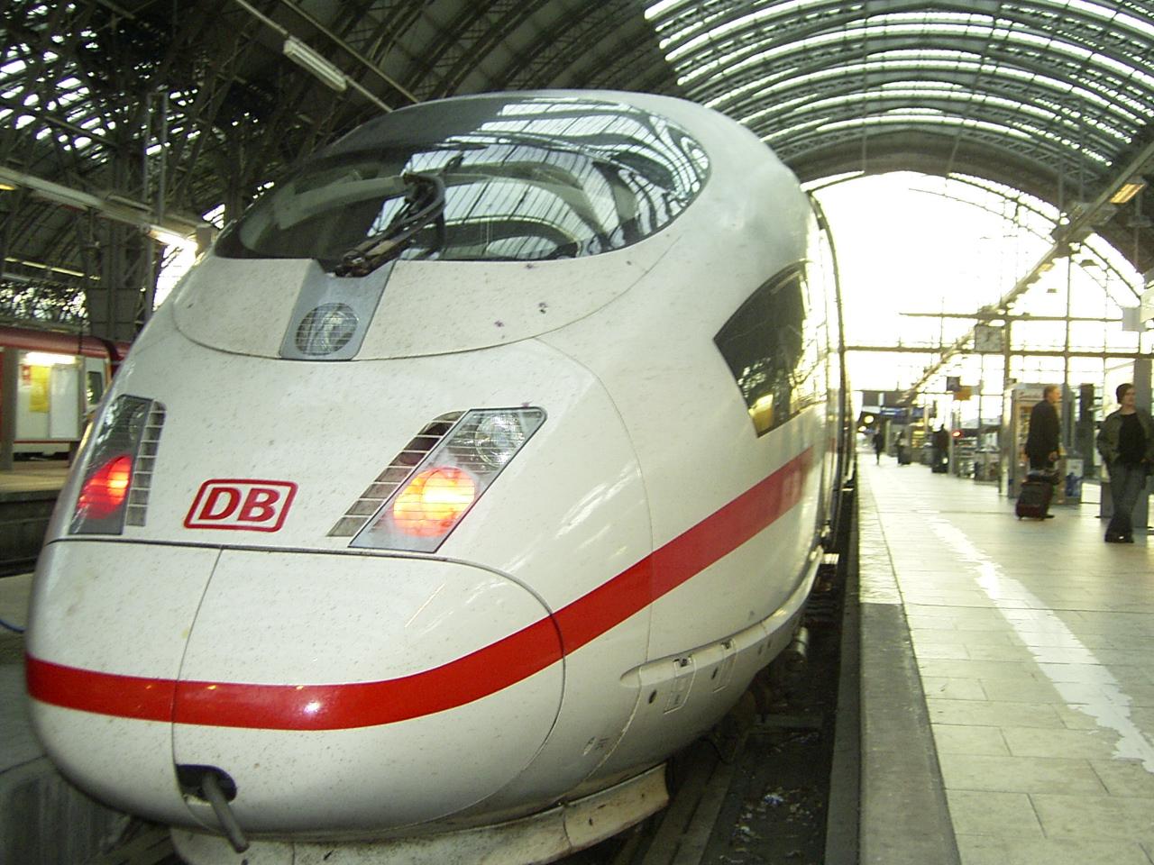 ICE Frankfurt