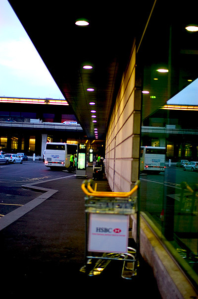 CDG International Airport