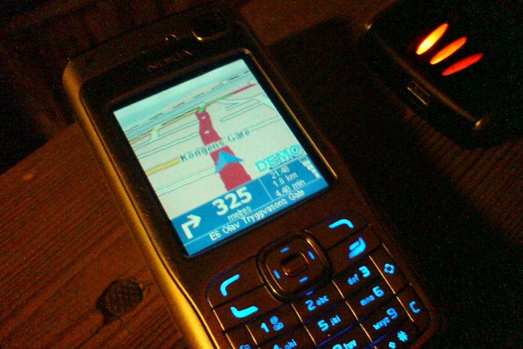 software nokia n70 tomtom