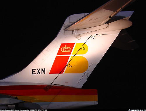 Iberia MD-87