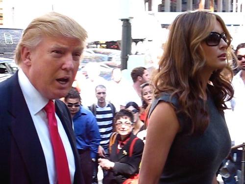Donald Trump & Melania