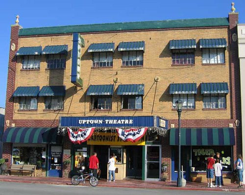 Uptown Theatre Marceline Mo Flickr Photo Sharing