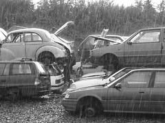 Rainy days and Hyundai's