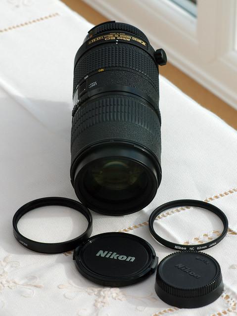 Nikon AF Micro Nikkor 70-180m f/4.5 - 5.6 ED by Kiloran