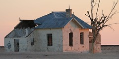 Old Train Station - Namibia