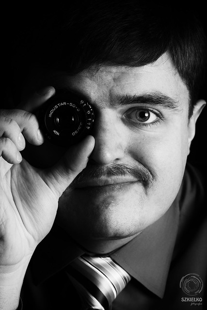 Maciej. A photographer's self-portrait