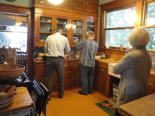 Farmhouse Kitchen Prep