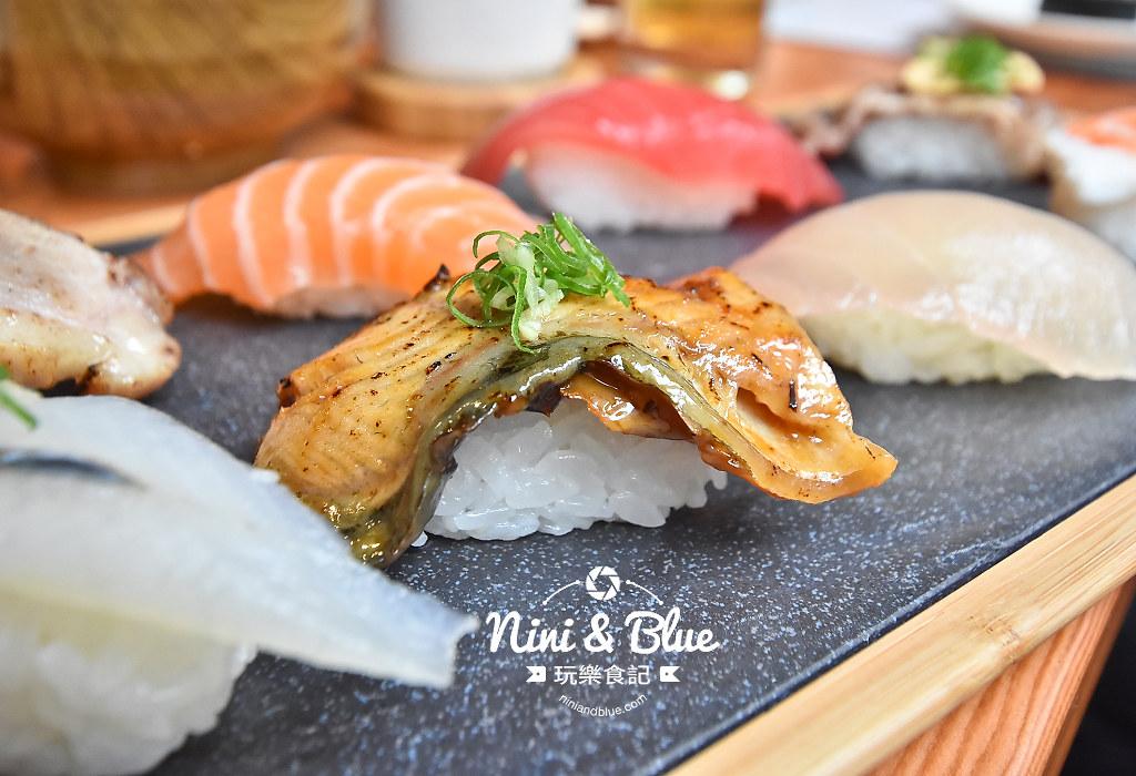 一笈壽司 台中 公益路 YIJI sushi 菜單22