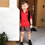 First Official Day of Pre-K! by bartlewife