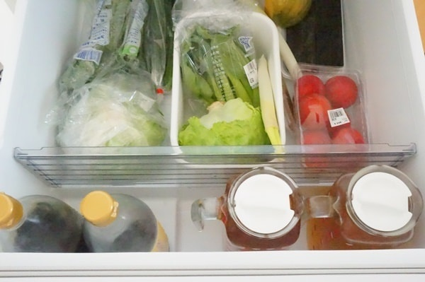 ベジータ冷蔵庫GR-M470GW