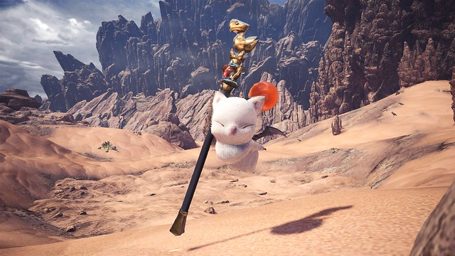 Monster Hunter: World - Final Fantasy XIV Collaboration Event