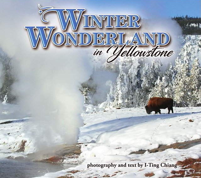 Book: Winter Wonderland in Yellowstone