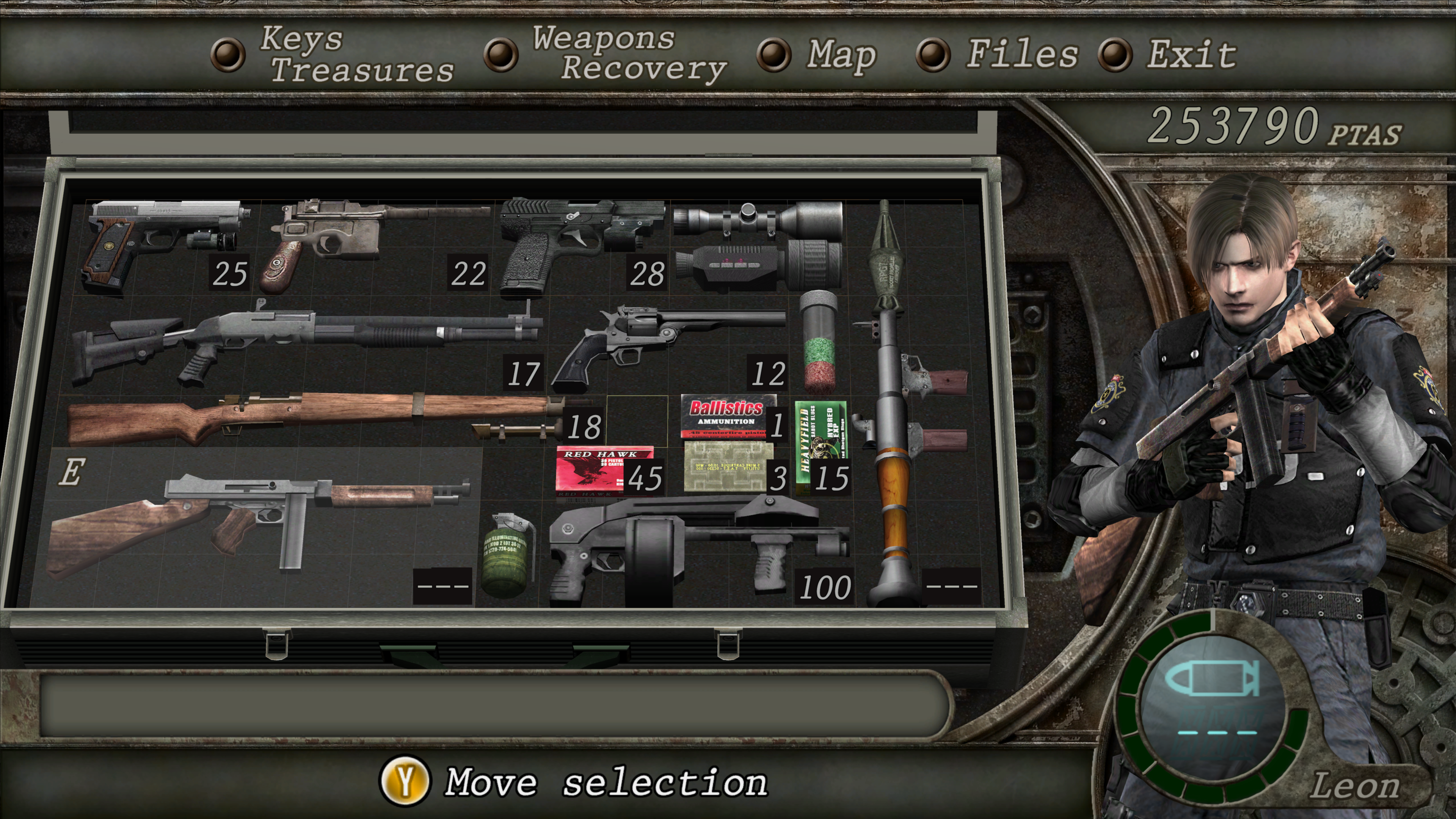 Resident Evil 4 Save File Location