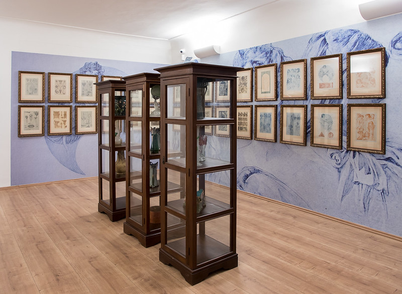 Dalí, Warhol & Mucha @ Art Gallery, Praha