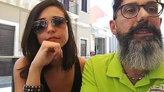 Angela Girolamo e Albino Malena