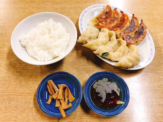 イキイキ餃子④