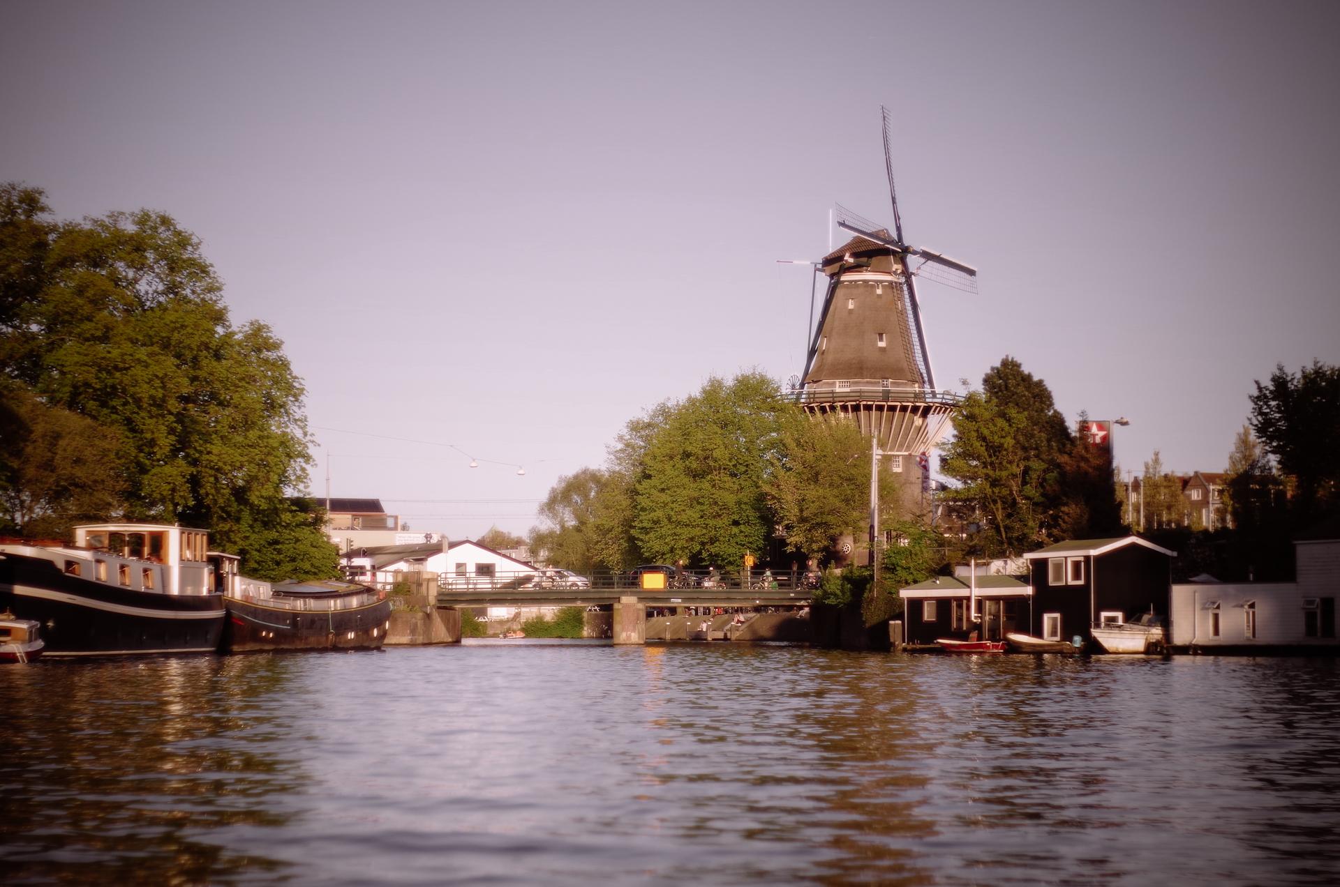 Amsterdam, Boat Ride